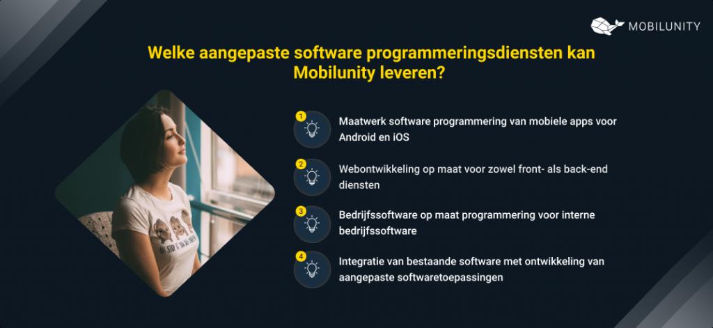 software ontwikkeling bedrijven